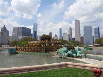 veritas vita visited Grant Park Tour - Chicago