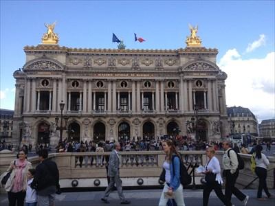 The Phantom of the Opera - Palais Garnier / Paris Opera House, 2014