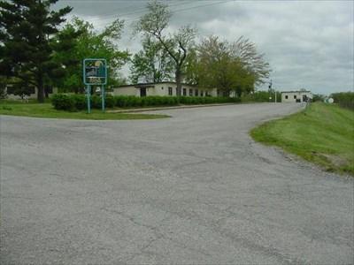 Nike Missile Site, SL-40 - Hecker, Illinois