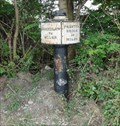 Image for Trent & Mersey Canal Milepost - Middlewich, UK