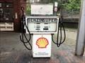 Image for Shell Zapfsäulen / Gasoline Pumps - Hamburg, Germany