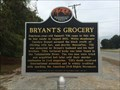 Image for Bryant's Grocery - Mississippi Freedom Trail - Money, MS