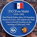 Image for Yves Mahe - Coney Street, York, UK