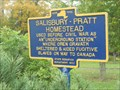 Image for Salisbury-Pratt Homestead - Little York, NY