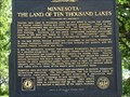 Image for Minnesota: Ten Thousand Lakes