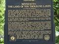 Image for Minnesota: Ten Thousand Lakes