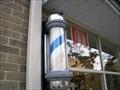 Image for Sam's Barber Shop Pole - Collingswood, NJ