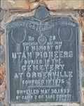 Image for Orderville Cemetery ~ 28