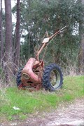 Image for Old Cropping machine - Leiria, Portugal