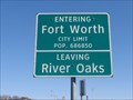 Image for Fort Worth, TX - Population 686,850