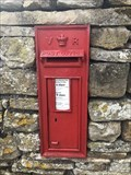 Image for Victorian Wall Post Box - Newbiggin, near Hawes, Yorkshire, UK