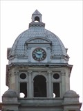 Image for Time Stands Still - Fulton County Courthouse Clock - Lewistown, IL