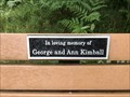 Image for George and Ann Kimball - Whitehall, Michigan