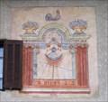 Image for Zarbula Sundial 1860: Petite Serennes, Ubaye, Alpes de Haute Provence