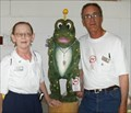 Image for Find a Statue of Signal the Frog