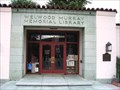 Image for Palm Springs, CA: Welwood Murray Memorial LIbrary