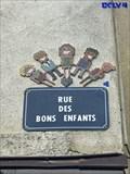 Image for Les bons enfants - Orléans - France