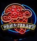 Image for Ben & Jerry's Neon - Universal Studios - Orlando, Florida, USA.