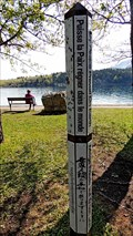 Image for Waterton Lakes Peace Pole - Waterton Lakes, AB