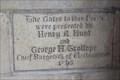 Image for St Margaret's Church Gates - 1893 - Westminster, London, UK