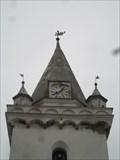 Image for Hodiny na vezi kostela - Pavlov, Czech Republic