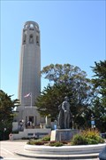 Image for Coit Tower. San Francisco, California.