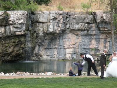 Indian Springs Waterfall