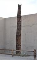 Image for Desert Center Animal Totem Pole