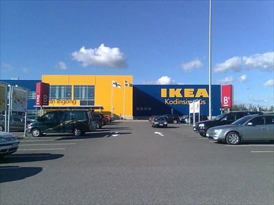 Ikea raisio finland ikea on for Ikea hours of operation