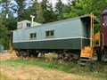 Image for British Columbia Railway (BCOL) Caboose 1822 - Central Saanich, British Columbia, Canada