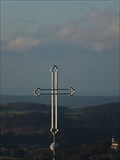 Image for Cross at the Bell Tower near Burg Falkenstein - BY / Germany