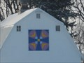 Image for Blue Bell Barn Quilt, Rural Alta, IA