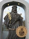 Image for No. 2167, Socha Svateho Jana Nepomuckeho - Cepice, CZ