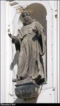 Image for St. Augustine on St. Thomas Church / Sv. Augustýn na kostele Sv. Tomáše - Moravské námestí (Brno)