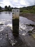 Image for River Gauge, Lopwell Dam (North West Side)
