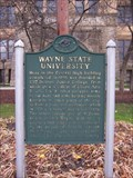 Image for Wayne State University