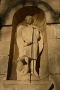 Image for Statue Saint Raphaèl- Eglise de Raphèles- Bouches du Rhône- PACA- France