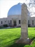 Image for John J Montgomery Obelisk - Santa Clara, CA
