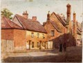 "Image for ""Royston 7 July 1892"" by EA Phipson – Kneesworth St, Royston, Herts, UK"