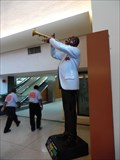 Image for Louis Armstrong's Trumpet - Kenner, LA