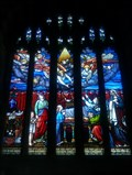 Image for Stained Glass Windows, St David - Davidstow, Cornwall