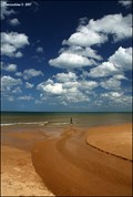 Image for Omaha Beach at St. Laurent (Normandy, France)