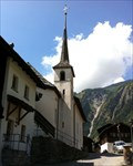 Image for Kirche St. Theodul - Blatten, VS, Switzerland