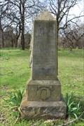 Image for W.B. Cosgrove - Duke Cemetery - Alvarado, TX