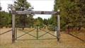 Image for Champion Creek (Blagodatnoye) Cemetery Arch - Castlegar, BC