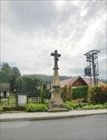 Image for Christian Cross - Hrabova, Czech Republic