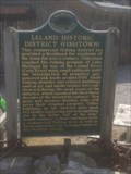 Image for Leland Historic District (Fishtown)