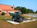 Image for 155 mm Howitzer - NC National Guard Armory - Hamlet, NC