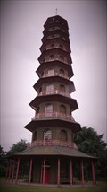 Image for Great Pagoda - Octagonal Tower - Kew Gardens, London, UK.