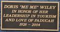"""Image for Doris """"Me Me"""" Wiley ~ Paducah, Kentucky"""